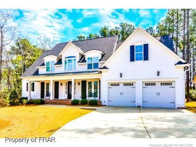 Harnett County Single Family Home For Sale: 76 Micahs Way N #459