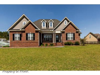 Hope Mills NC Single Family Home For Sale: $289,900