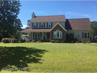 Hope Mills NC Single Family Home For Sale: $184,950