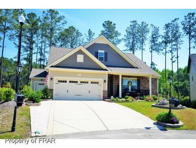 Harnett County Single Family Home For Sale: 56 Glen Bend Court #973