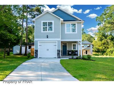 Fayetteville NC Single Family Home For Sale: $224,500