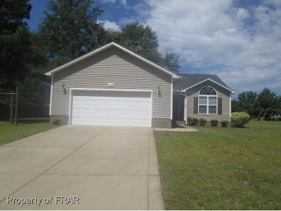 Raeford NC Single Family Home For Sale: $119,995