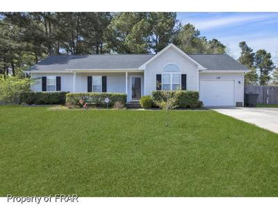 Raeford NC Single Family Home For Sale: $118,500