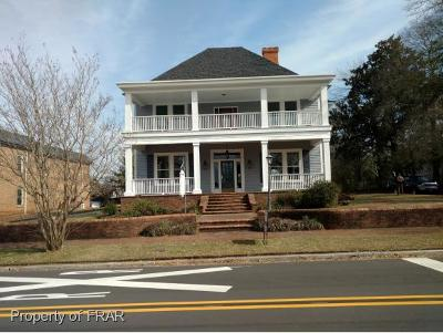 Fayetteville NC Commercial For Sale: $530,000