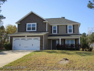 Lillington Single Family Home For Sale: 104 Parkview Ln #9