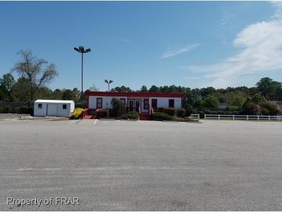 Cumberland County Commercial For Sale: 2718 Murchison Rd.