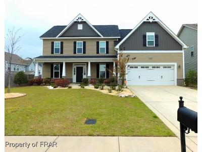 Fayetteville NC Single Family Home For Sale: $304,700