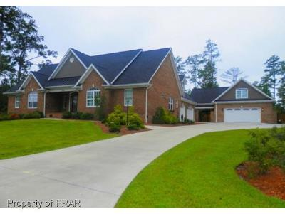 Fayetteville Single Family Home For Sale: 3435 Camberly Drive
