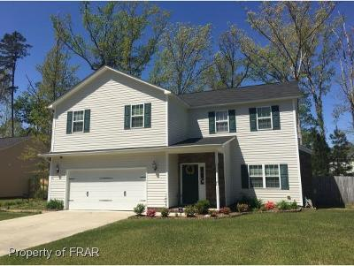 Fayetteville Single Family Home For Sale: 5928 Kindley Dr #63