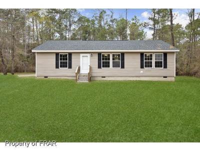 Lumber Bridge Single Family Home For Sale: 8155 Arabia Rd