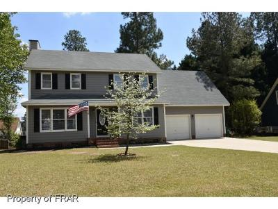 Fayetteville Single Family Home For Sale: 1963 Fairforest Dr