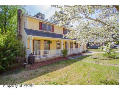 Fayetteville Single Family Home For Sale