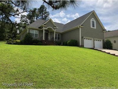 Fayetteville Single Family Home For Sale: 6225 Burnside Pl #201