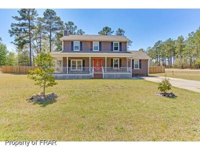 Harnett County Single Family Home For Sale: 22 Pineridge Drive