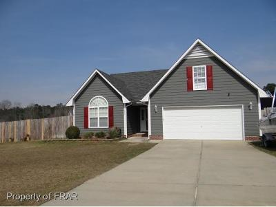 Raeford NC Single Family Home For Sale: $164,900