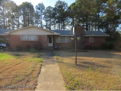 Fayetteville Single Family Home For Sale: 3220 Boone Trl