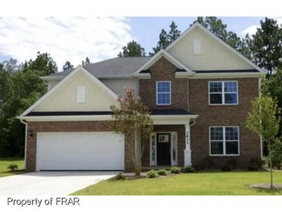 Fayetteville Single Family Home For Sale: 3611 Thornsby Ln #91