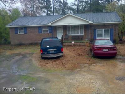 Fayetteville Single Family Home For Sale: 617 McLamb Drive #14