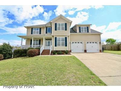 Harnett County Single Family Home For Sale: 140 Trail Rider Ln