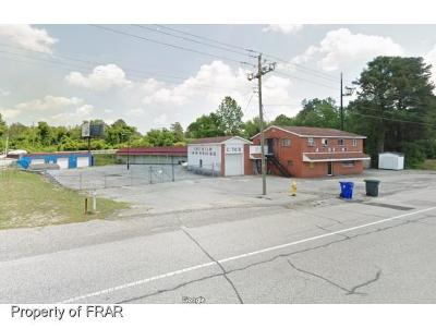 Harnett County Commercial For Sale: 718 &800 North Main Street