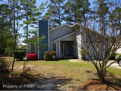Fayetteville Single Family Home For Sale: 6752 Battle Rd #1026