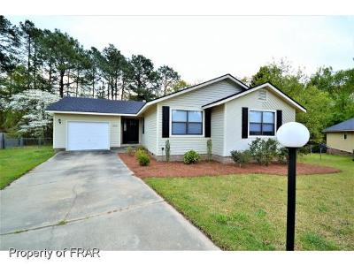 Fayetteville Single Family Home For Sale: 7079 Calamar Drive #155