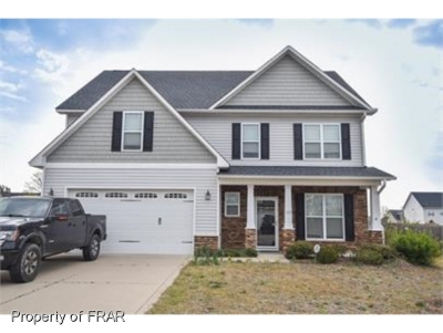 Harnett County Single Family Home For Sale: 117 Lockwood Drive