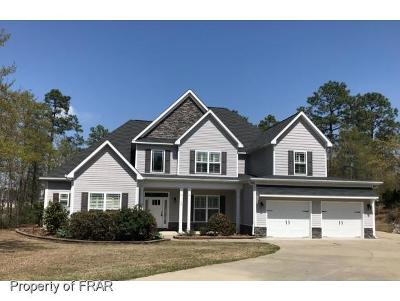 Harnett County Single Family Home For Sale: 156 Southbrook Ln