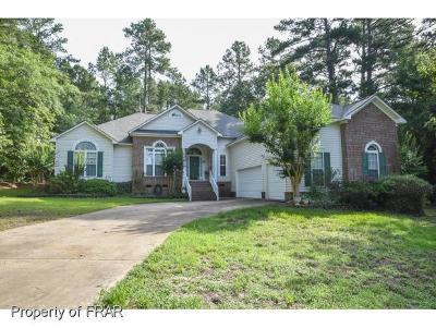 Harnett County Single Family Home For Sale: 71 Crystal Pt