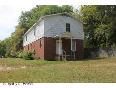 Cumberland County Multi Family Home For Sale: 909 Ellis St