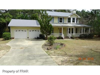 Fayetteville NC Single Family Home For Sale: $127,000