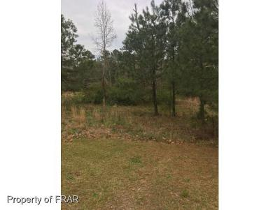 Harnett County Residential Lots & Land For Sale: 6841 S Nc Hwy 210