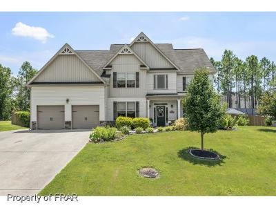 Harnett County Single Family Home For Sale: 179 Skycroft Drive #23