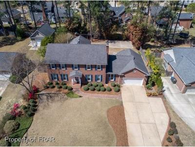 Fayetteville Single Family Home For Sale: 134 Thorncliff Drive #812