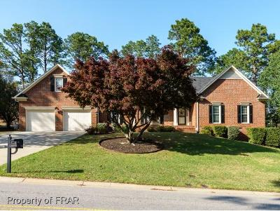 Fayetteville NC Single Family Home For Sale: $290,000