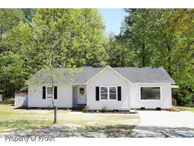 Cumberland County Single Family Home For Sale: 1505 Diamond Rd