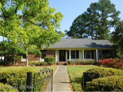 Fayetteville NC Single Family Home For Sale: $280,000
