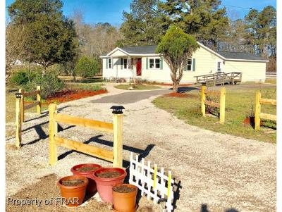Harnett County Single Family Home For Sale: 85 Dow Circle