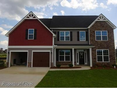 Fayetteville NC Single Family Home For Sale: $284,990