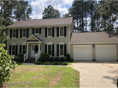 Cumberland County Single Family Home For Sale: 7787 Dragonhead Rd