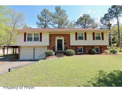Southern Pines Single Family Home For Sale: 885 S.glover St