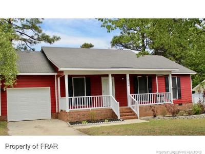 Fayetteville NC Single Family Home For Sale: $99,000