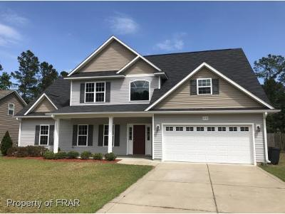 Hope Mills Single Family Home For Sale: 4713 Cedar Pass Dr #135