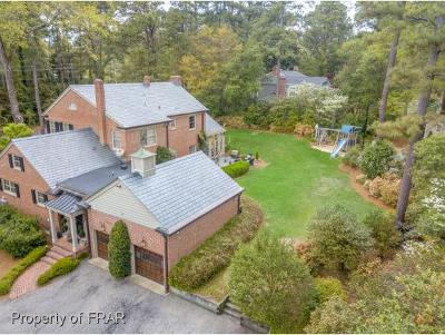 Fayetteville Single Family Home For Sale: 2035 Raeford Road