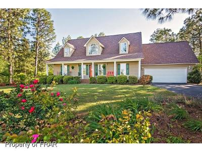 Sampson County Single Family Home For Sale: 195 Old Tom Morris Rd