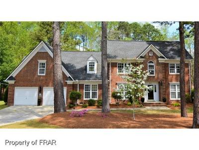 Fayetteville Single Family Home For Sale: 6910 South Staff Rd