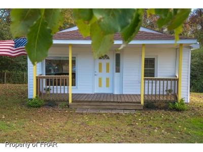 Raeford NC Single Family Home For Sale: $79,900