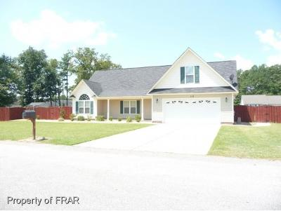Raeford NC Single Family Home For Sale: $167,900