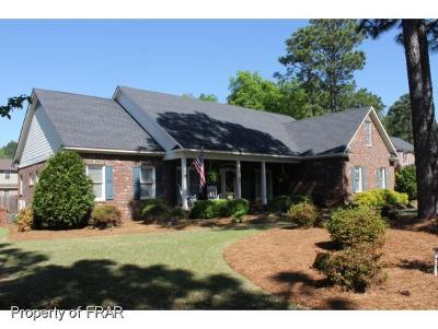 Fayetteville Single Family Home For Sale: 6840 Surrey Road