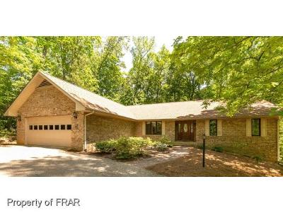 Sanford Single Family Home For Sale: 771 Troon Circle